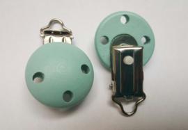 Speenclip 30mm mintgroen