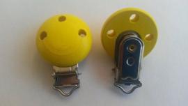 Speenclip 30mm geel