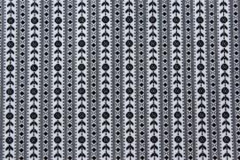 Zeeuwsbont Bloemetjes per meter