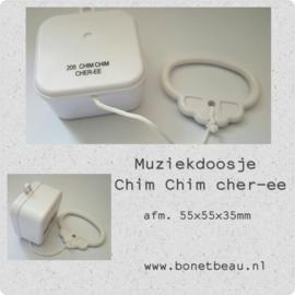 Muziekdoosje Chim Chim Cher-ee