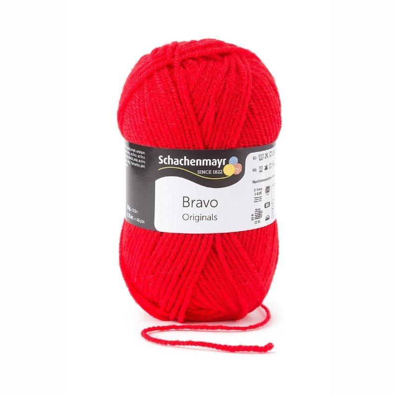 Bravo rood 8221
