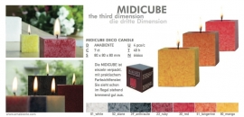 MidiCube 64613 Silvergrey