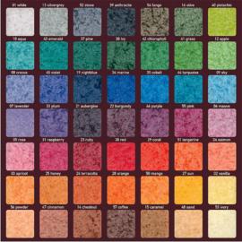 Amabiente Kaarsen Kleuren Pallet 49 Kleuren!!