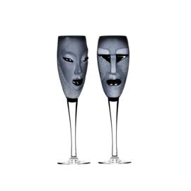 Electra/Kubik Champagne set