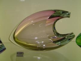 Object eivorm van Boheems Kristal 3