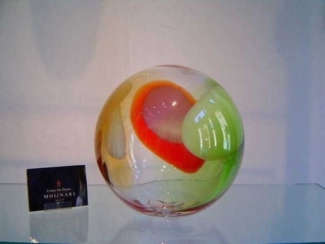 3 kleuren bol - Molinari