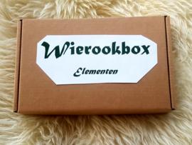 Wierookbox: Elementen