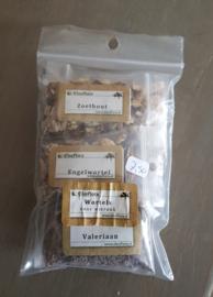 Wierookpakket: wortels