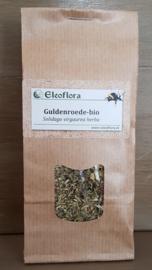 """Guldenroede (herba), """"Solidago virgaurea"""" - biologisch 50 gram"""