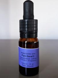 Etherische olie: Patchouli - Pogostemon cablin