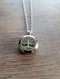 Etherische olie medallion: Tree of life - small