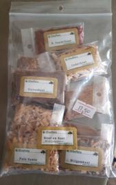 Wierookpakket: hout en bast