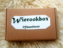 Wierookbox: Maanfasen