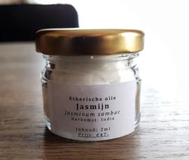 Etherische olie: Jasmijn - Jasminum sambac - 1 ml