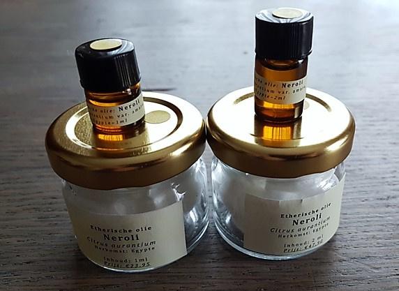 Etherische olie: Neroli - Citrus aurantium - 2ml