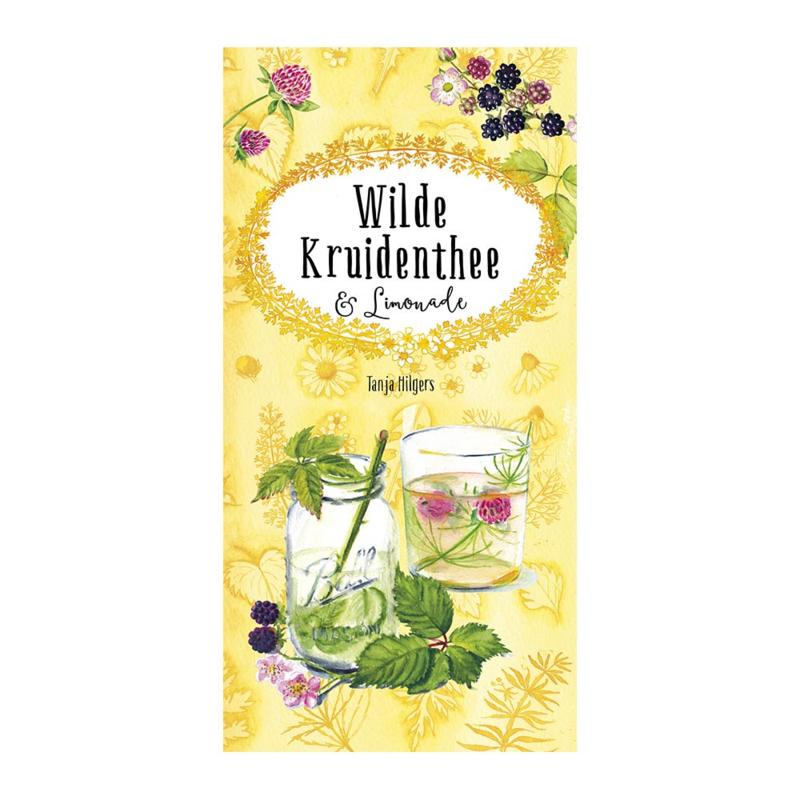 Boekje: Wilde kruidenthee