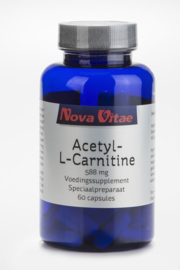 Nova Vitae Acetyl l carnitine