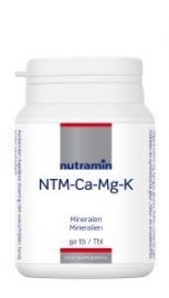 Nutramin NTM Ca Mg K 90 tabletten