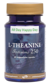All day happy day 	L-theanine