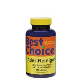 Best Choice Ader reiniger 100 tabletten