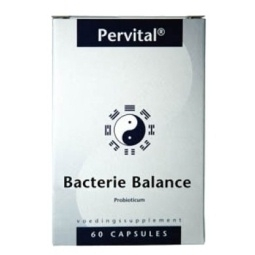 Pervital Bacterie Balance 60 capsules