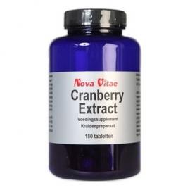 Nova Vitae Cranberry Extract 180 capsules