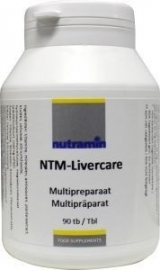 Nutramin NTM Livercare 90 capsules