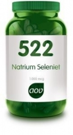 AOV 522 Natrium seleniet 1mg 90 capsules