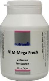 Nutramin NTM Mega fresh 90 capsules