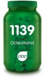 AOV 1139 Octacosanol 60 kauwtabletten