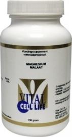 Vital Cell Life Magnesium malaat poeder 100 gram