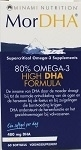 Minami Mor DHA citroen 60 capsules