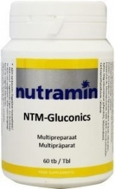Nutramin NTM Gluconics 60 tabletten