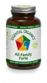 Essential Organics All family forte 90 tabletten