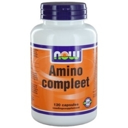 NOW Amino Compleet 120 capsules