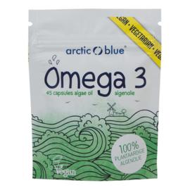 Arctic Blue Omega 3 vegan algenolie