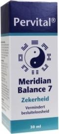 Pervital Meridian balance 7 zekerheid