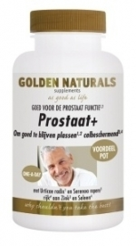 Golden Naturals Prostaat+ 180 capsules