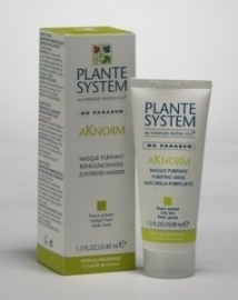 Plante System Aknorm acne zuiverend masker 40ml