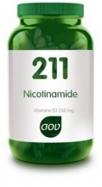 AOV 211 Nicotinamide 250 mg 100 capsules