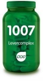 AOV 1007 Levercomplex 60 capsules