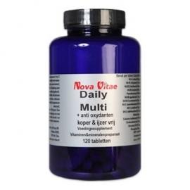 Nova Vitae Daily Multi 120 tabletten