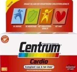 Centrum Cardio advanced 60 tabletten