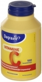 Dagravit Vitamine C 70 mg 1000 tabletten
