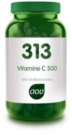 AOV 313 Vitamine C 500mg en Bioflavonoiden 100 tabletten