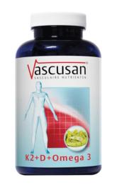 Vascusan K2 vitamine D omega 3