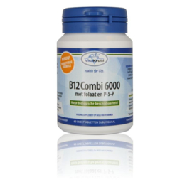 Vitakruid B12 Combi 6000 met folaat & P5P