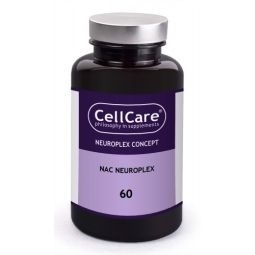 Cell Care NAC Neuroplex 60 capsules