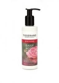 Tisserand Daily body lotion rose blend 200ml