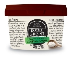 Royal Green Kokos cooking cream 2500ml